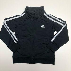 Adidas Toddler Boys 2t Zip Up Sweatshirt